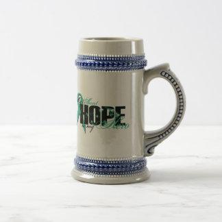 Aunt My Hero - Ovarian Hope Mugs