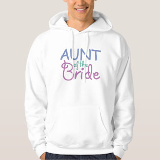 Aunt of the Bride Hoodie