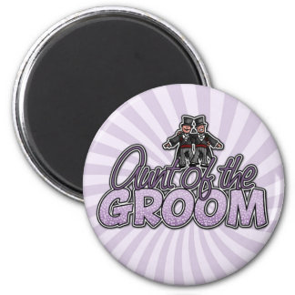 aunt of the groom magnet