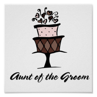 Aunt of the Groom  Posters
