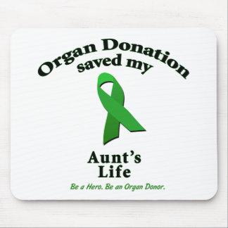 Aunt Transplant Mousepad
