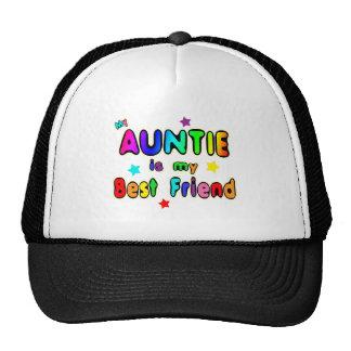 Auntie Best Friend Cap