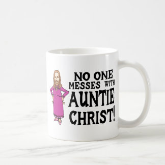 Auntie Christ Coffee Mug