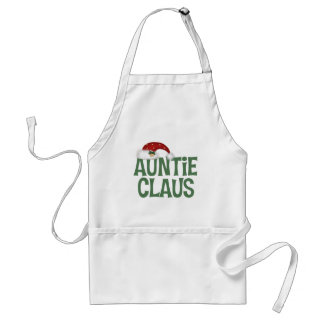 Auntie Claus Apron