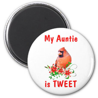 Auntie is Sweet Magnets