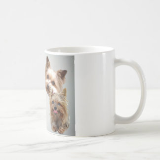 Auntie Poem - Yorkshire terrier Coffee Mug