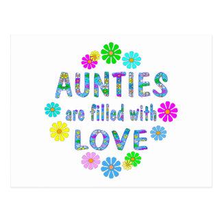 Auntie Postcard