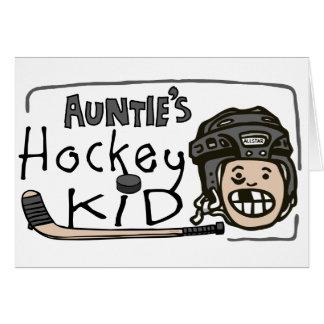 Auntie s Hockey Kid Cards