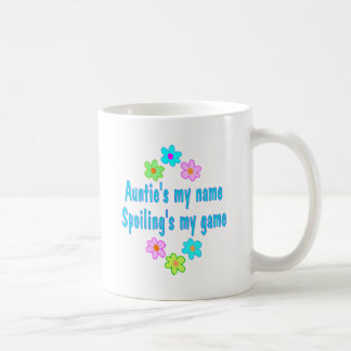 Auntie Spoils Coffee Mug