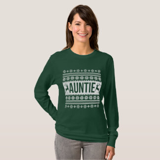 Auntie Ugly Christmas Sweater