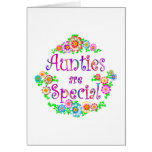 AUNTIES are Special Cards