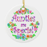 AUNTIES are Special Christmas Ornament