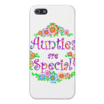 AUNTIES are Special iPhone 5 Cases