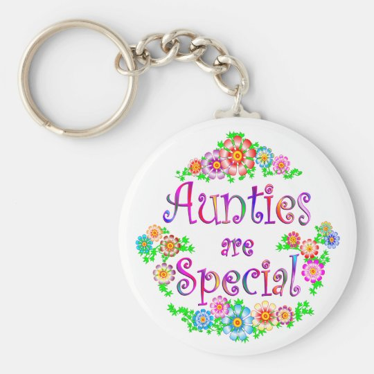 AUNTIES are Special Key Ring