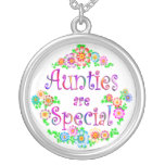 AUNTIES are Special Pendants