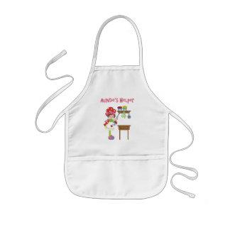 Auntie's Helper in the Kitchen Kids Apron