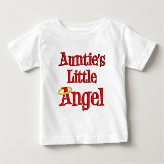Auntie's Little Angel Baby T-Shirt