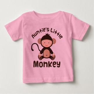 Aunties Little Monkey Shirts