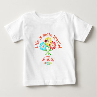 Aunts are Special Baby T-Shirt