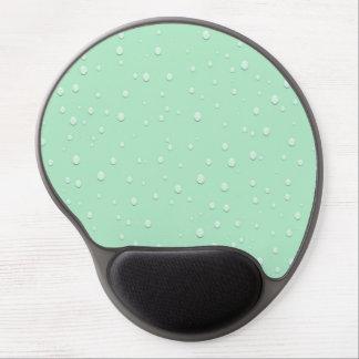 Auqa Rain Water Drops Gel Mouse Pad