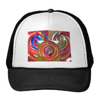 Aura Cycles - Color Therapy n Meditation Mandala 1 Cap