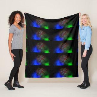 Aura Of A Planet, Fleece Blanket