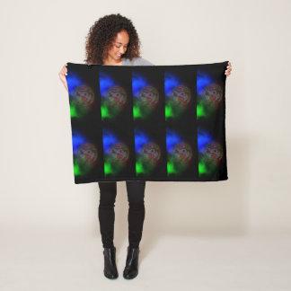 Aura Of A Planet, Small Fleece Blanket
