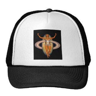 AURA OF SATURN HAT