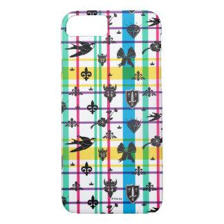 Auradon Icon Pattern iPhone 7 Case