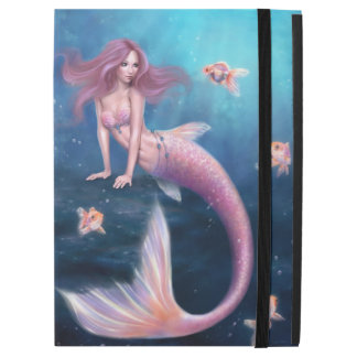 Aurelia Goldfish Mermaid iPad Pro Case