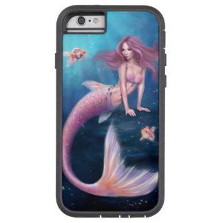 Aurelia Goldfish Mermaid iPhone 6 Tough case