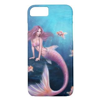 Aurelia Goldfish Mermaid iPhone 7 Case