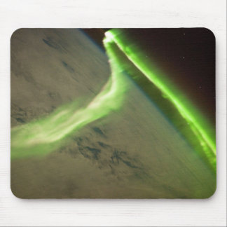 Aurora Australis from International Space Station Mousepad