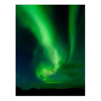 Aurora Borealis - Þingvellir 7 Postcards