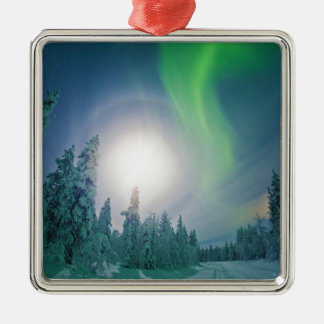 Aurora Borealis Christmas Ornament