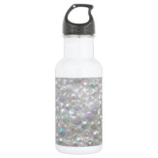 Aurora Borealis Crystals Image 532 Ml Water Bottle