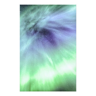 Aurora Borealis Customised Stationery