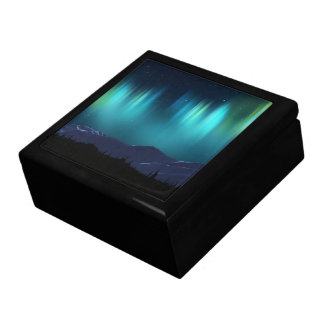 Aurora Borealis Gift Box
