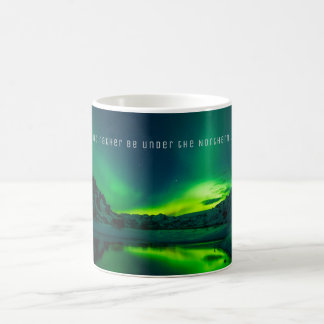 Aurora Borealis Gift Northern Lights MAGIC Mug