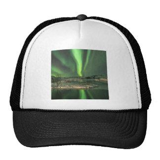 Aurora Borealis Iceland Cap