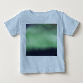 Aurora borealis in Finnish Lapland Baby T-Shirt