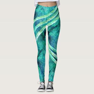 Aurora Borealis - Leggings