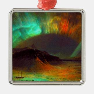 Aurora Borealis - Northern Lights Christmas Ornament