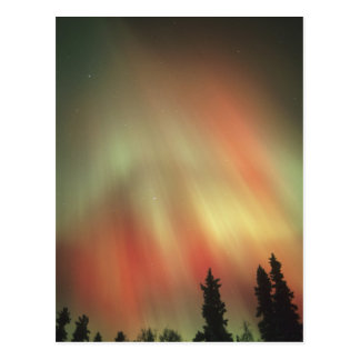 Aurora Borealis, Northern Lights, Fairbanks Post Cards