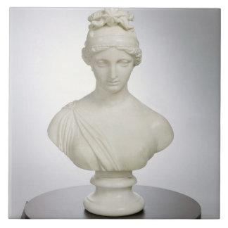 Aurora, c.1843-45 (marble) tile