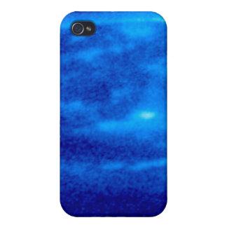 Aurora Crowns Jupiter's North Pole iPhone 4/4S Cover
