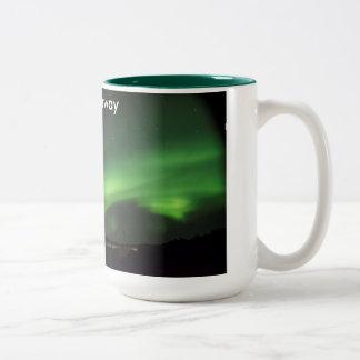 aurora fall 16 Two-Tone coffee mug