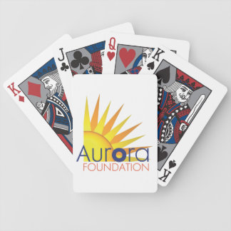 Aurora Foundation Playing Cards