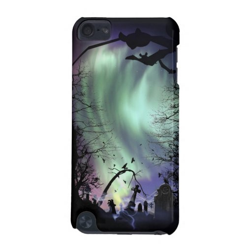 Aurora Graveyard iPod Case iPod Touch (5th Generation) Covers