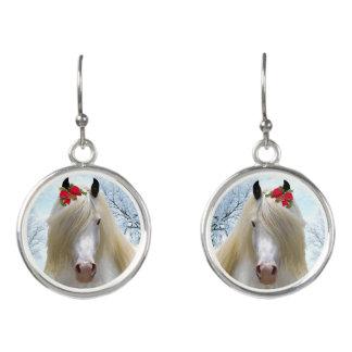 """Aurora"" Holiday Earrings"